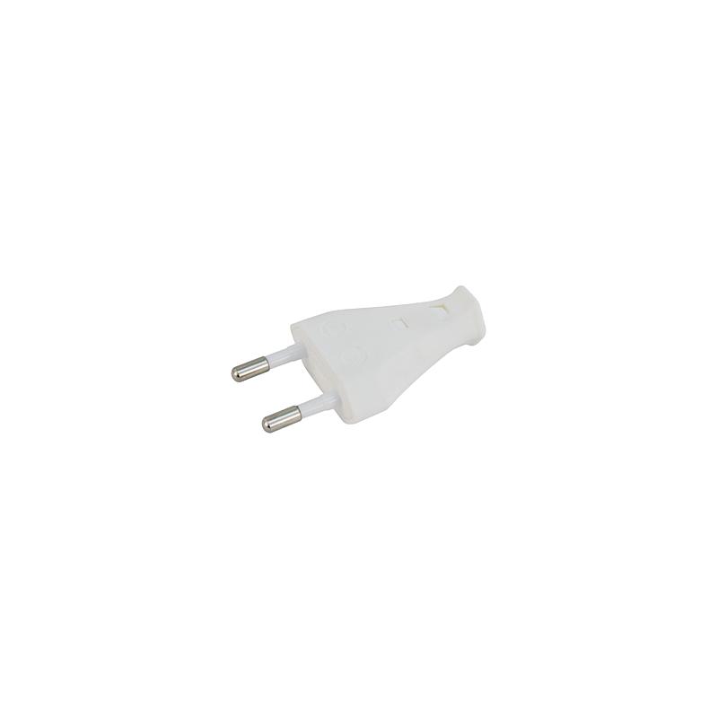 Fiche 2 pôles blanche (Europlug)