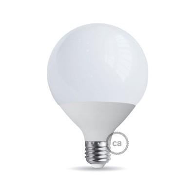 Ampoule à économie d'énergie Globe 90 25W E27