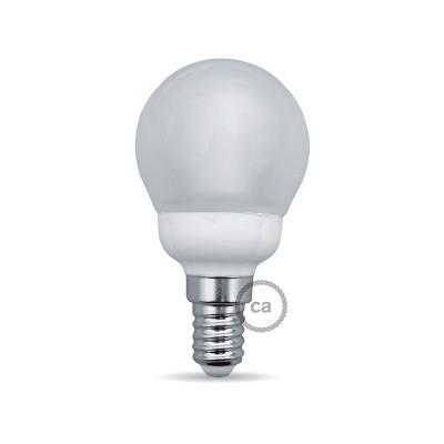 Ampoule LED Sphère 4W E14 3000K Dépolie