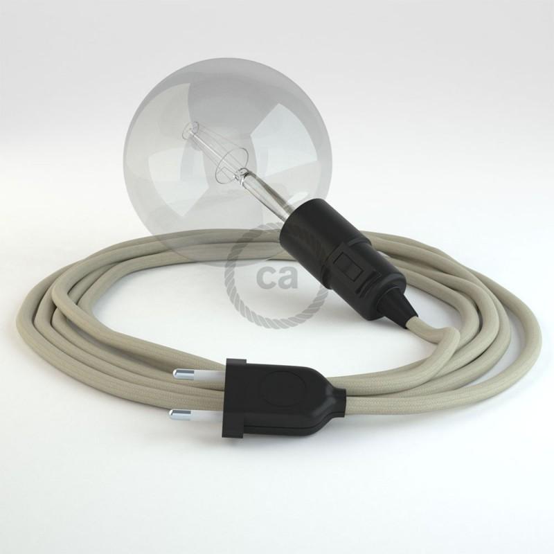 Configura il tuo Snake Cotone Tortora RC43 e porta la luce dove vuoi tu.