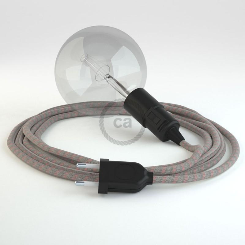 Créez votre Snake Stripes Vieux Rose RD51 et apportez la lumière là où vous souhaitez.