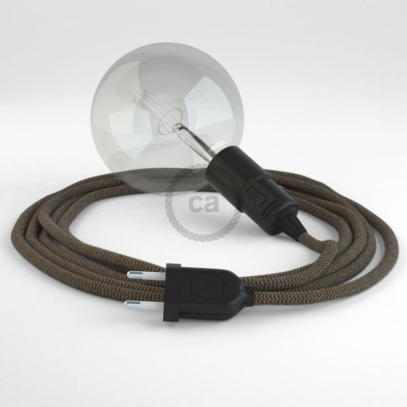 Kreieren sie ihre Snake Leuchte mit dem RD73 Zick Zack Bark und erleuchten sie ihre Umgebung.