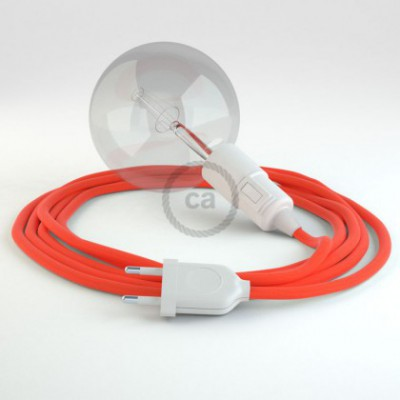 Créez votre Snake Orange Fluo RF15 et apportez la lumière là où vous souhaitez.
