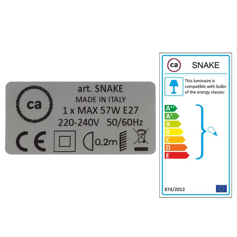 Créez votre Snake Paillettes Or RL05 et apportez la lumière là où vous souhaitez.