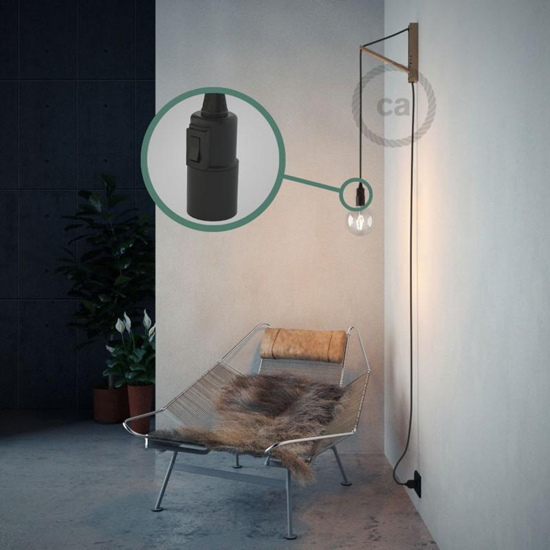 Configura il tuo Snake Effetto Seta Grigio RM03 e porta la luce dove vuoi tu.