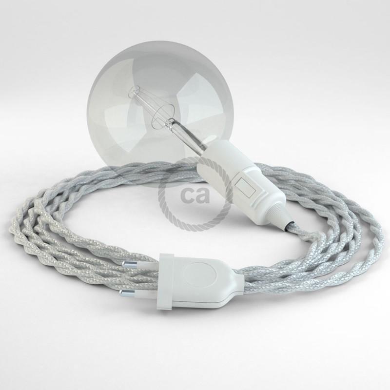 Configura il tuo Snake Effetto Seta Argento TM02 e porta la luce dove vuoi tu.