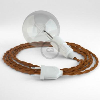 Créez votre Snake Effet Soie Whiskey TM22 et apportez la lumière là où vous souhaitez.