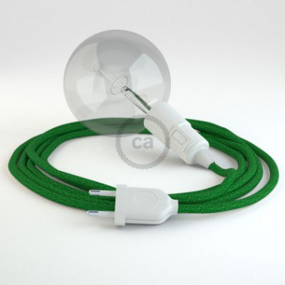 Créez votre Snake Paillettes Vert RL06 et apportez la lumière là où vous souhaitez.