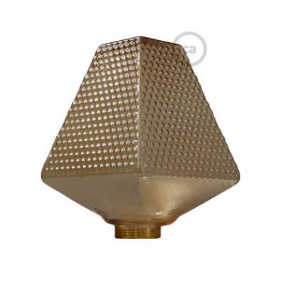 Ampoule Modulaire décorative G160 Fumée.