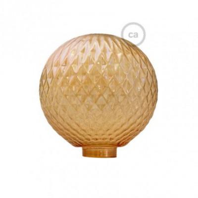 Ampoule Modulaire décorative G125 Bijou Fumé.