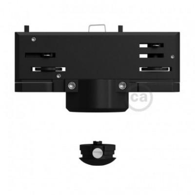 Multiadaptateur suspension Eutrac pour binaires triphasées en couleur noir