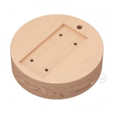 Supporto tondo per Archet(To) in legno naturale