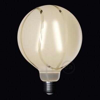 Ampoule LED Globe G125 Filament Court Version Tattoo Lamp® Modèle Basket 4W E27 2700K