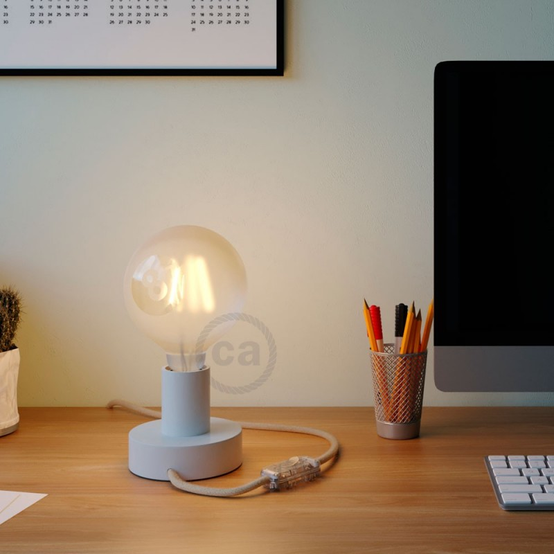 Ampoule LED Globe G125 Filament Court Version Tattoo Lamp® Modèle Otto 4W E27 2700K