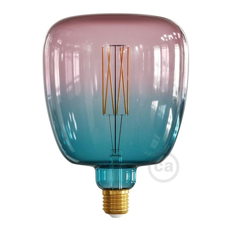 Ampoule LED Bona série Pastel, couleur Rêve (Dream), filament droit 4W E27 Dimmable 2200K