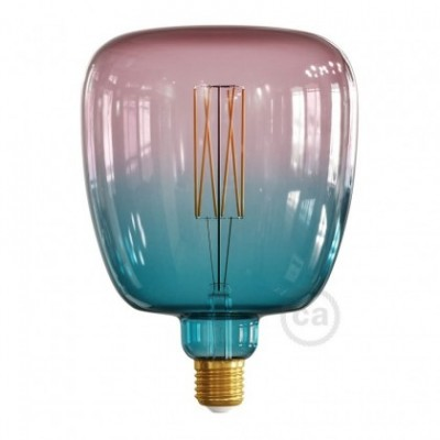 Lampadina LED Bona linea Pastel Dream filamento Dritto 4W E27 Dimmerabile 2200K