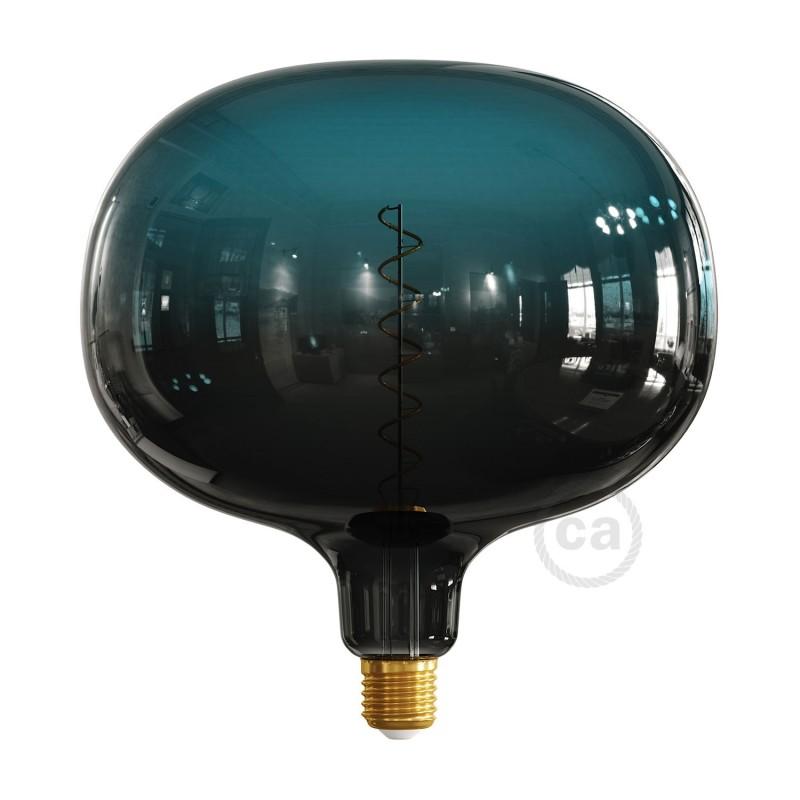 Ampoule LED Cobble série Pastel, couleur Crépuscule (Dusk), filament spirale 4W E27 Dimmable 2200K