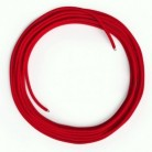 LAN-Kabel - Ethernet Cat 5e ohne RJ45-Anschlüsse - RM09 Seideneffekt Rot