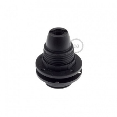 Thermoplastisches E14-Lampenfassungs-Kit mit Doppelklemmring