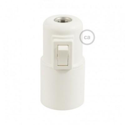 Thermoplastisches E27-Lampenfassungs-Kit mit Kippschalter