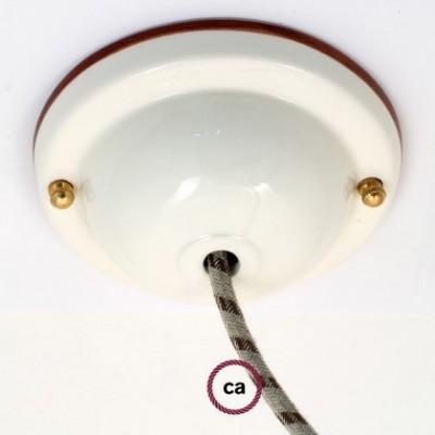Kit de rosaces en céramique avec Decoro 48-Line