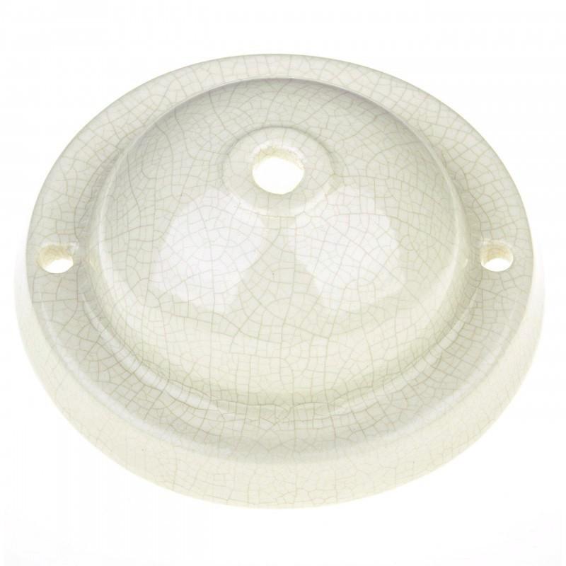 Kit rosone in ceramica semplice