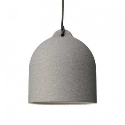 Abat-jour Cloche M en céramique - Made in Italy