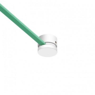 Terminal en bois pour câbles de guirlandes lumineuses et Filé system. Fabriqué en Italie