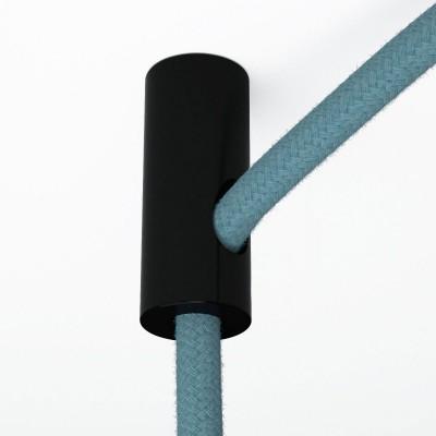 Kit de décentralisation, crochet au plafond pour câble électrique avec système de blocage