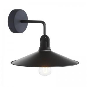 Fermaluce EIVA mit Diamond Lampenschirm und Schwenkgelenk
