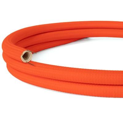 Creative-Tube RF15 in Orange Fluo, Durchmesser 20 mm