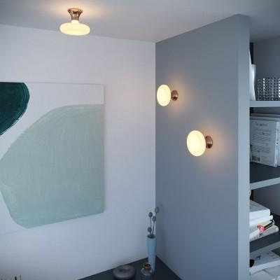 Thermoplastische Fermaluce, Lichtquelle für Wand oder Decke