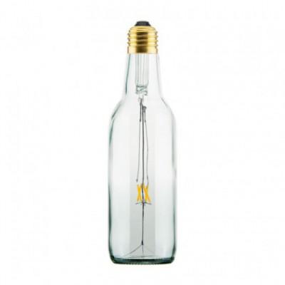 Lampadina LED Beer Chiara 3.5W E27 Dimmerabile 2000K