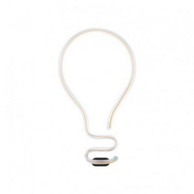 S14d LED-Glühbirne Art-Linie Birne 8W dimmbar 2200K - für Syntax