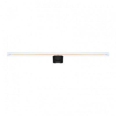 Ampoule LED linéaire S14d Mini transparente - longueur 300mm 15W Dimmable 2200K - pour Syntax