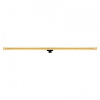 S14d LED-Röhre gold - 1000 mm Länge 13W dimmbar 2000K - für Syntax