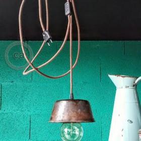 Cécile Missol: lampe vintage