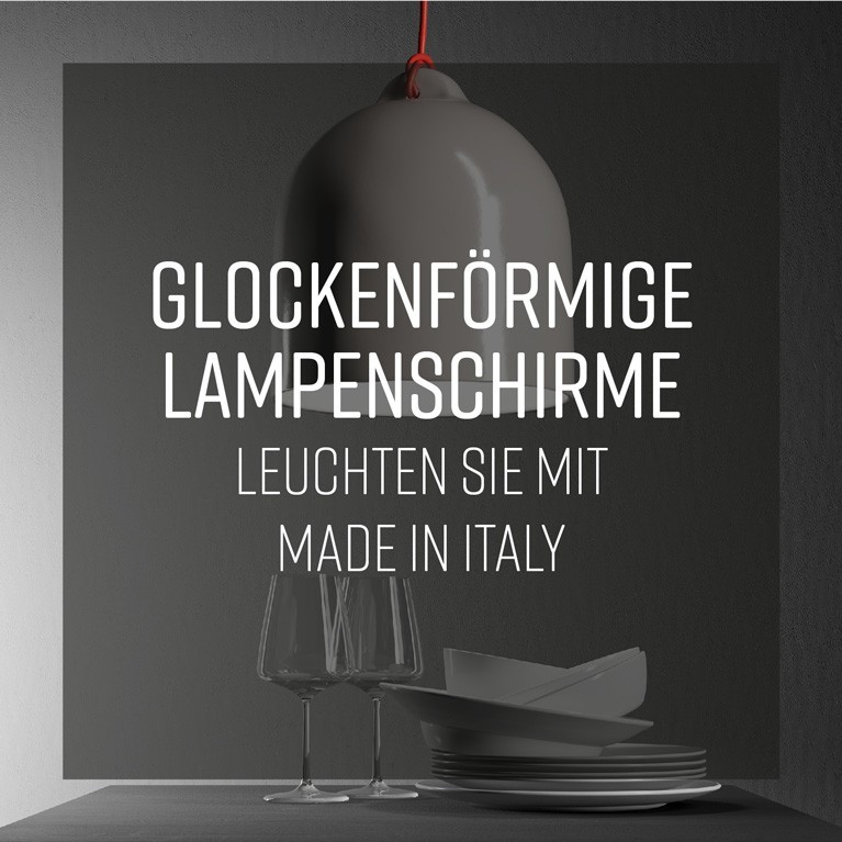 Lampenschirm aus Keramik